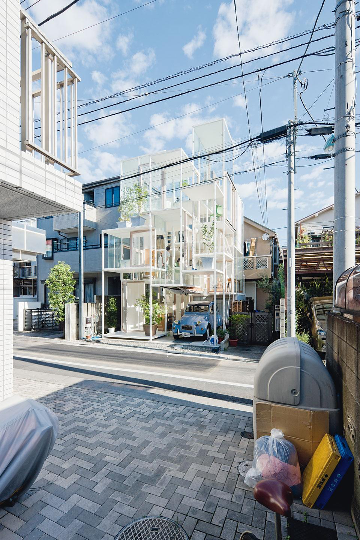 House NA Sou Fujimoto