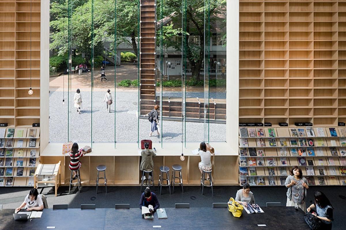 Sou Fujimoto / Musashino Art University Museum & Library