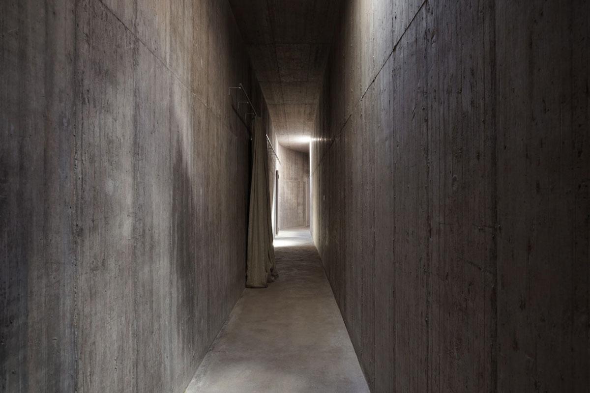 Villa Além / Valerio Olgiati