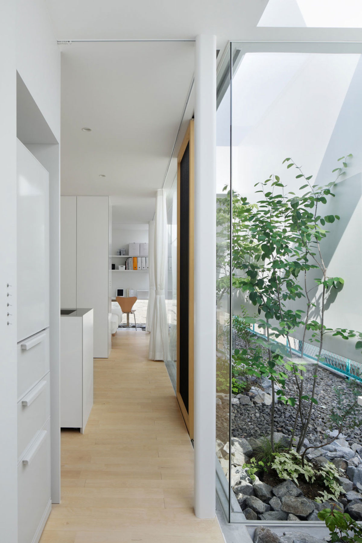 mA style architects GREEN EDGE HOUSE
